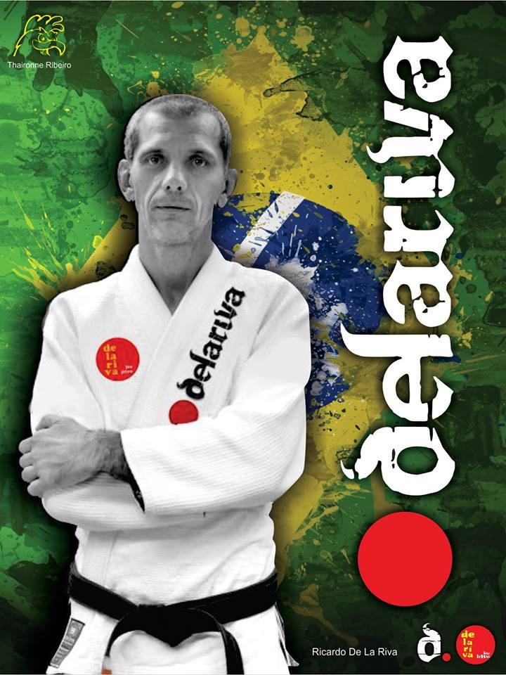6th degree Black Belt Master Ricardo de la Riva